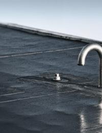 Jual Solar - Dakdoorvoer plat dak