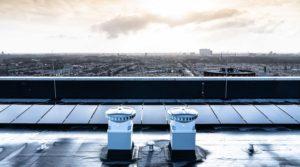 Jual Solar montagesysteem - Zonnepanelen op een woontoren
