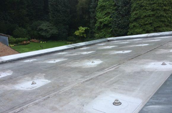 Jual Solar montagesysteem - Zonnepanelen op pvc dakbedekking