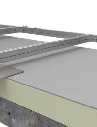 Jual Solar - Zonnecollectoren ballastvrij monteren