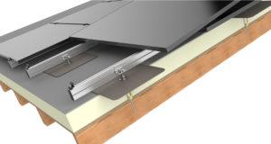 Jual Solar - Zonnepanelen op schuin dak met dakbedekking - Geïsoleerd houten dak