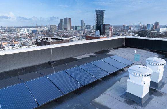Jual Solar - Zonnepanelen op flat