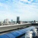 Jual Solar - Ballastvrij montagesysteem - Zonnepanelen op woontoren
