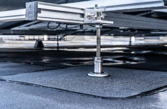 Montageankers zonnepanelen - Jual Solar - Fixnordic